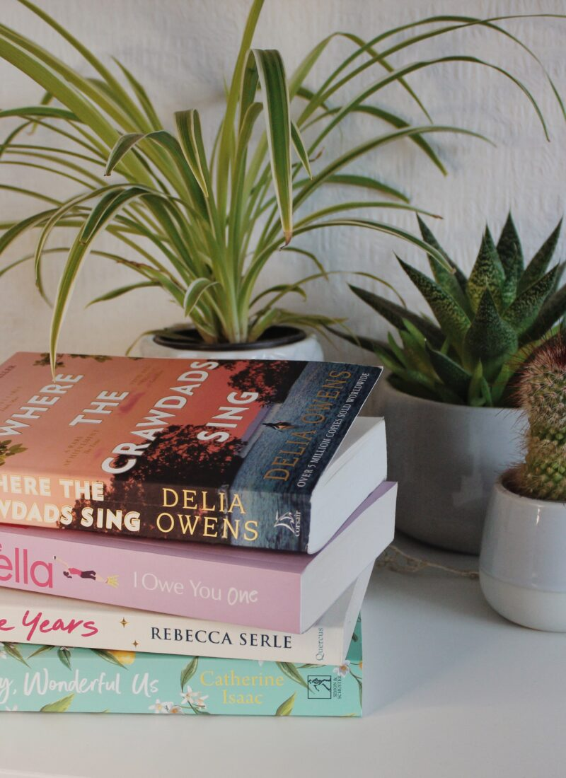 My January Book Review